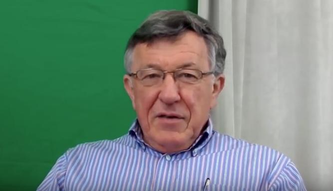 Peter Graham, Retirement Coach. Photograph of Peter
